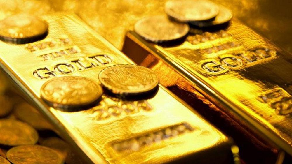Giá vàng tăng vượt mốc 40 triệu đồng/lượng