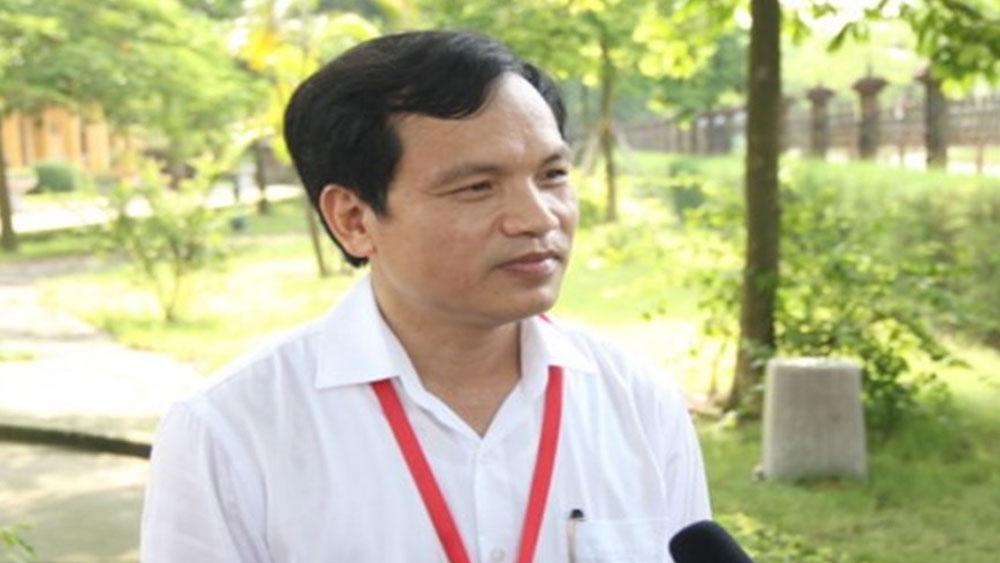 """""""Lọt đề"""" Ngữ văn THPT quốc gia 2019 tại Phú Thọ: 2 cán bộ coi thi đã bị đình chỉ"""