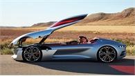 Renault Trezor - mẫu xe toàn tính năng lạ lùng
