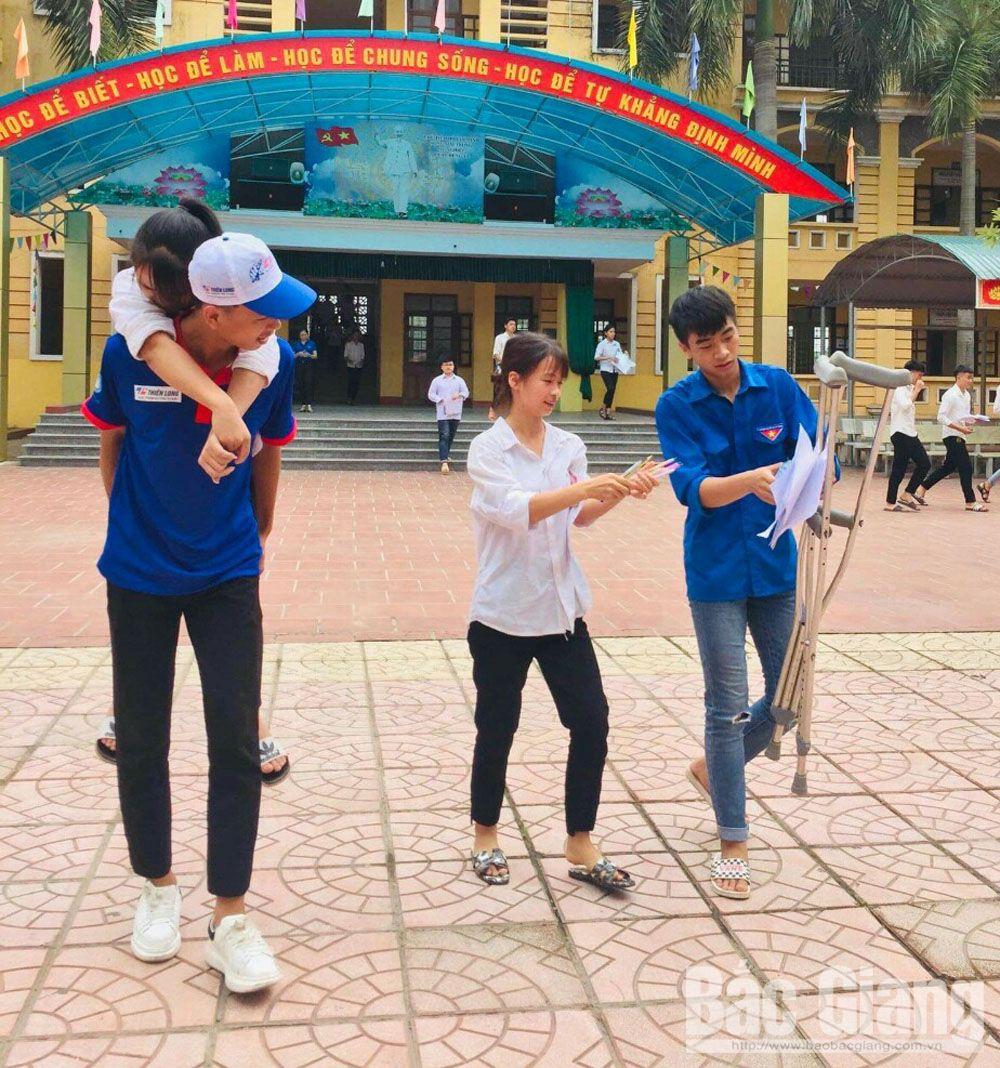 Thi THPT Quốc gia 2019, Thi THPT Quốc gia 2019 tại Bắc Giang, giáo dục- đào tạo, Bắc Giang