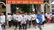 Thi THPT quốc gia: Môn Toán 'dễ thở', không có thí sinh vi phạm quy chế