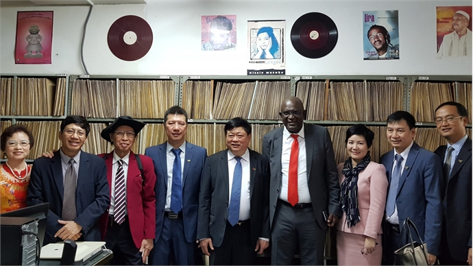 Vietnam, Mozambique boosts radio and television cooperation