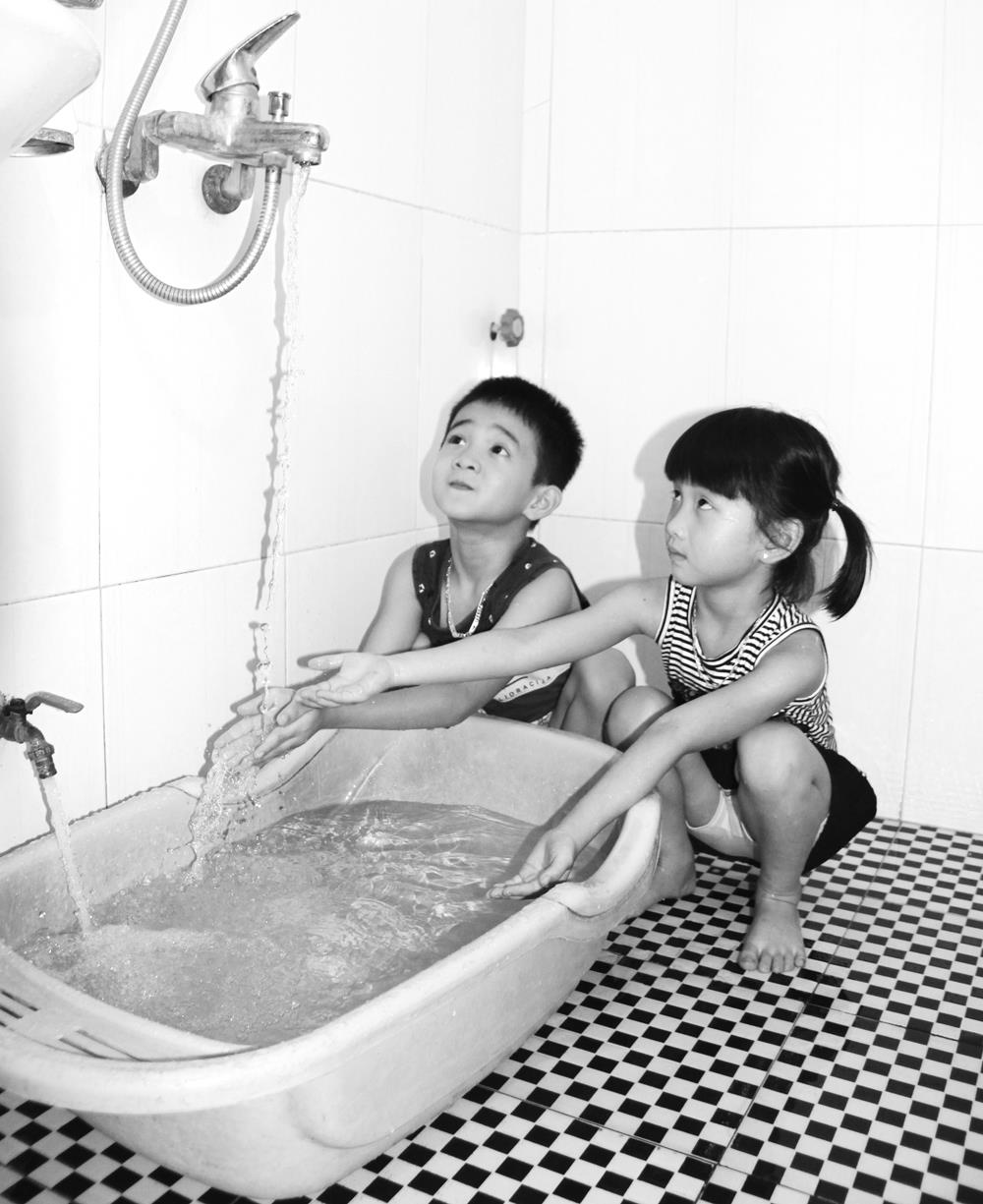 Công ty Cổ phần nước sạch Bắc Giang, Nỗ lực đầu tư, nâng cao năng lực cấp nước, đáp ứng nhu cầu sử dụng, nước sạch, tăng nhanh