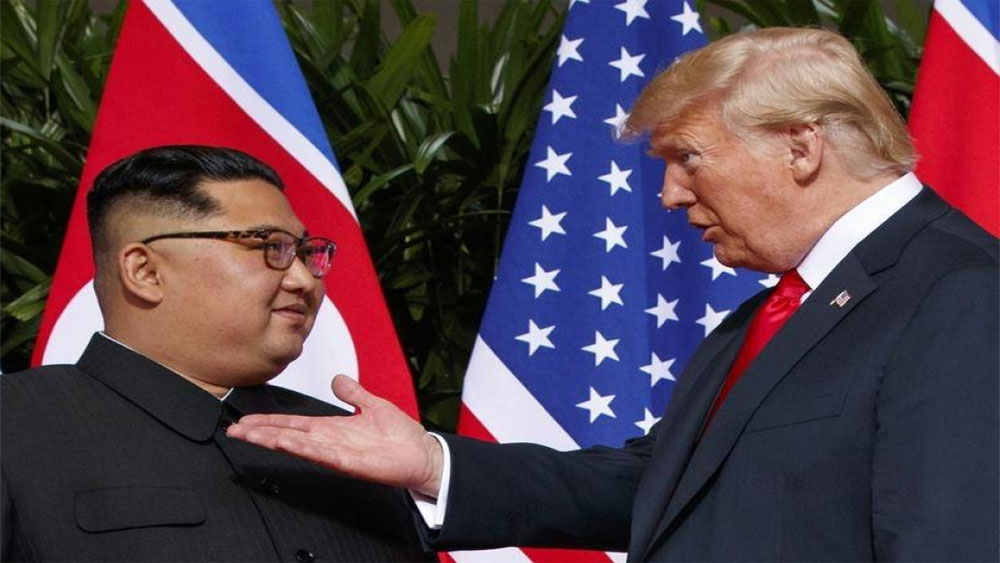 Tổng thống Mỹ khẳng định sẽ gặp lại nhà lãnh đạo Triều Tiên