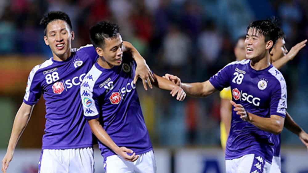 Hà Nội, AFC Cup, Quang Hải, Văn Quyết, Omar