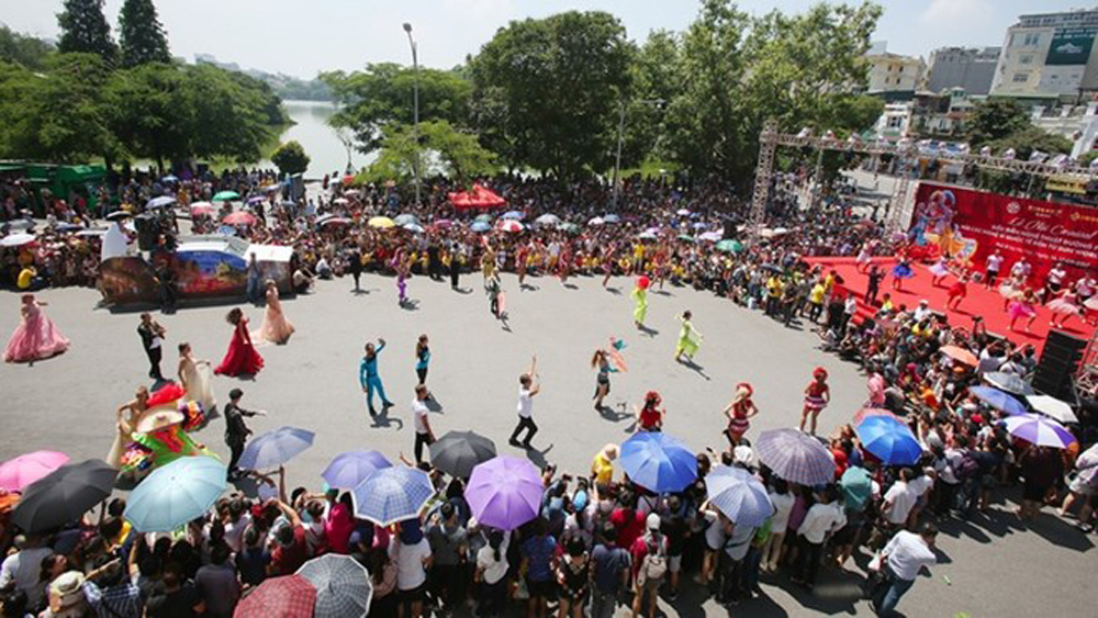 Hanoi to mark 20th anniversary of City for Peace recognition