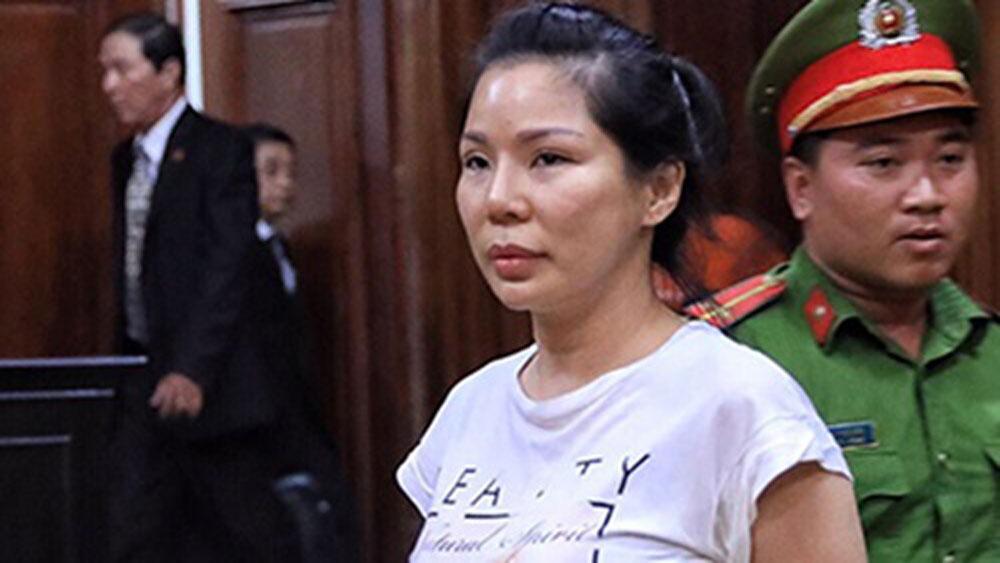Vợ bác sĩ Chiêm Quốc Thái, thừa nhận, chi tiền, nhờ người đánh chồng, bà Vũ Thụy Hồng Ngọc, bác sĩ Chiêm Quốc Thái