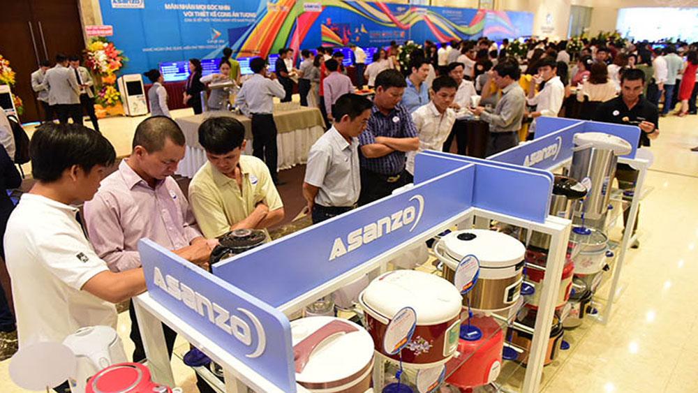 siêu thị điện máy, dừng bán sản phẩm Asanzo, Asanzo