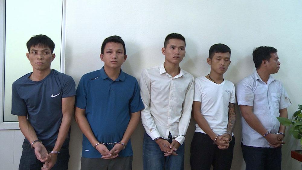 Khởi tố, 5 đối tượng liên quan, vụ hủy hoại tài sản tại khu du lịch biển Hải Tiến, Thanh Hóa, Trương Phú Huân,