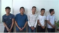 Khởi tố 5 đối tượng liên quan đến vụ hủy hoại tài sản tại khu du lịch biển Hải Tiến, Thanh Hóa