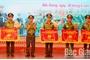 Hội thi điều lệnh, bắn súng, võ thuật CAND: Công an tỉnh Hòa Bình giành giải Nhất toàn đoàn