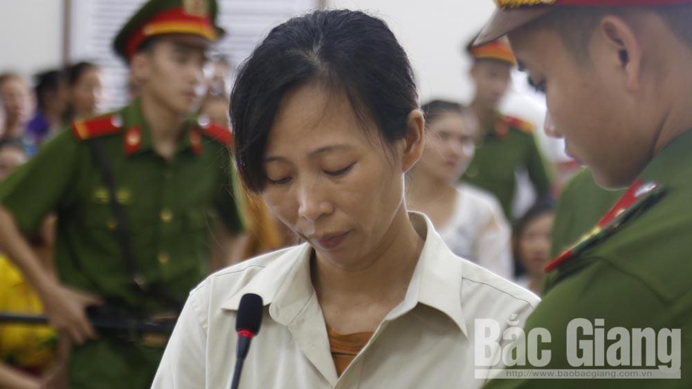 Giết bạn bán cá, Trọng án ở Lục Nam, vụ giết bạn hàng bán cá ở huyện Lục Nam