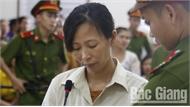 Xét xử vụ giết bạn hàng bán cá ở huyện Lục Nam (Bắc Giang): Bị cáo tự nhận mức án tử hình