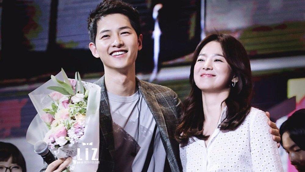 Song Joong Ki, Song Hye Kyo, cặp đôi Hậu duệ mặt trời Hàn Quốc, ly dị