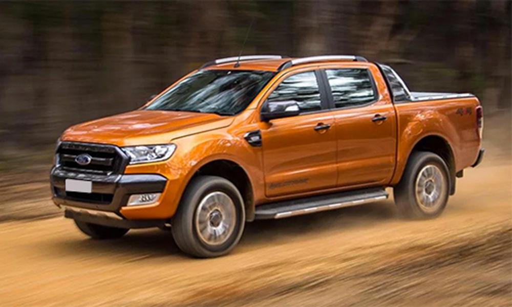 triệu hồi xe Ford Ranger, Toyota Vios, lỗi túi khí, lỗi ống bơm dầu, sedan, hạng B, xe bán tải