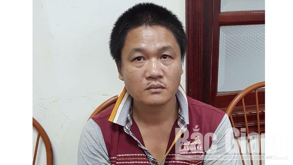 Ma túy, Công an huyện Tân Yên, ma túy, Phạm Đức Khả, Ngọc Thiện.