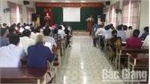 Hội Nông dân TP Bắc Giang triển khai Nghị quyết Đại hội đại biểu Hội Nông dân Việt Nam