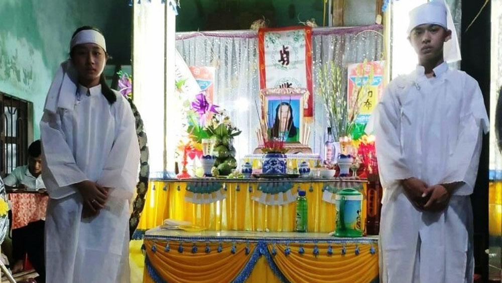 Xem xét, đặc cách tốt nghiệp, nam sinh bỏ thi THPT quốc gia, cha giết mẹ, gia đình em Tô Văn Phú, Tô Văn Mai,