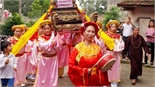 Độc đáo lễ hội dân gian vùng núi Đót