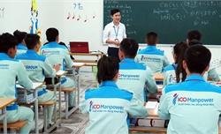 ICOGroup tạo dựng uy tín bằng chất lượng lao động xuất khẩu