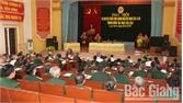 """Lục Nam: Đại hội """"thi đua CCB gương mẫu"""" lần thứ VI"""