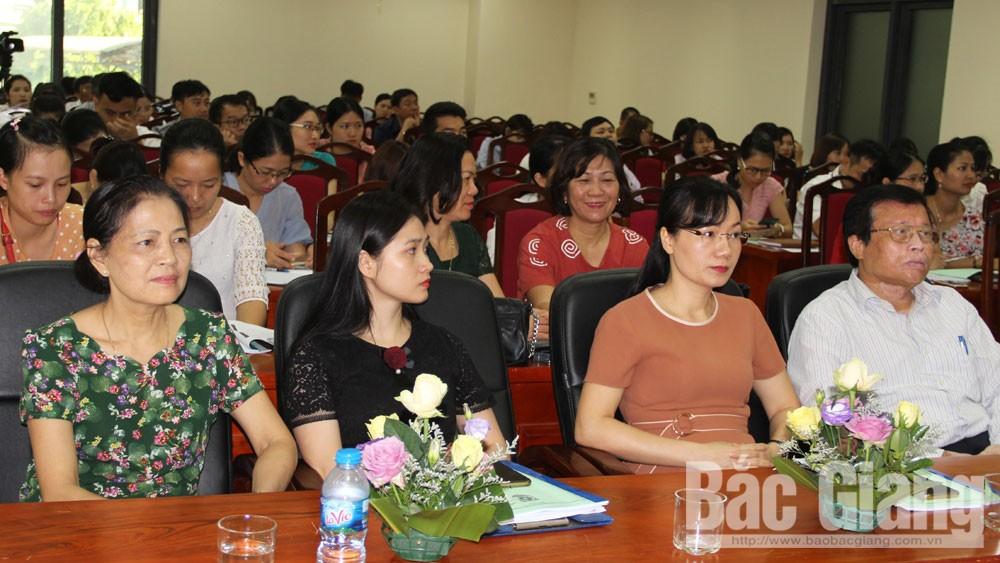 Bắc Giang: Tập huấn chuyên đề hóa đơn điện tử cho doanh nghiệp