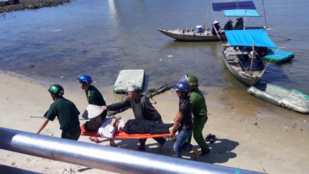 Đà Nẵng, cầu Thuận Phước, sông Hàn, tự tử