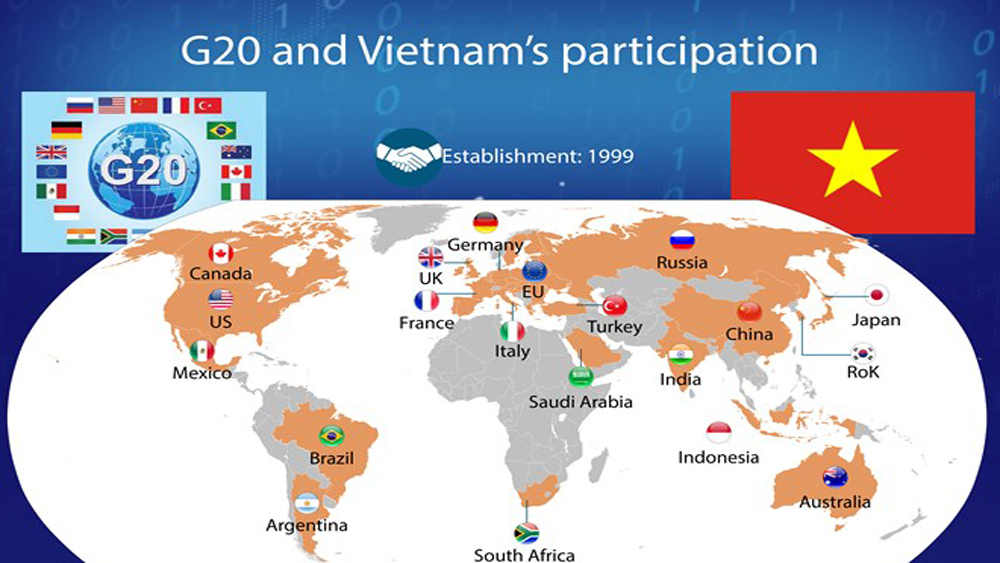 G20 and Vietnam's participation
