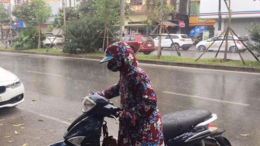 Dự báo thời tiết 30-6, nhiều tỉnh miền Bắc, đón mưa vàng