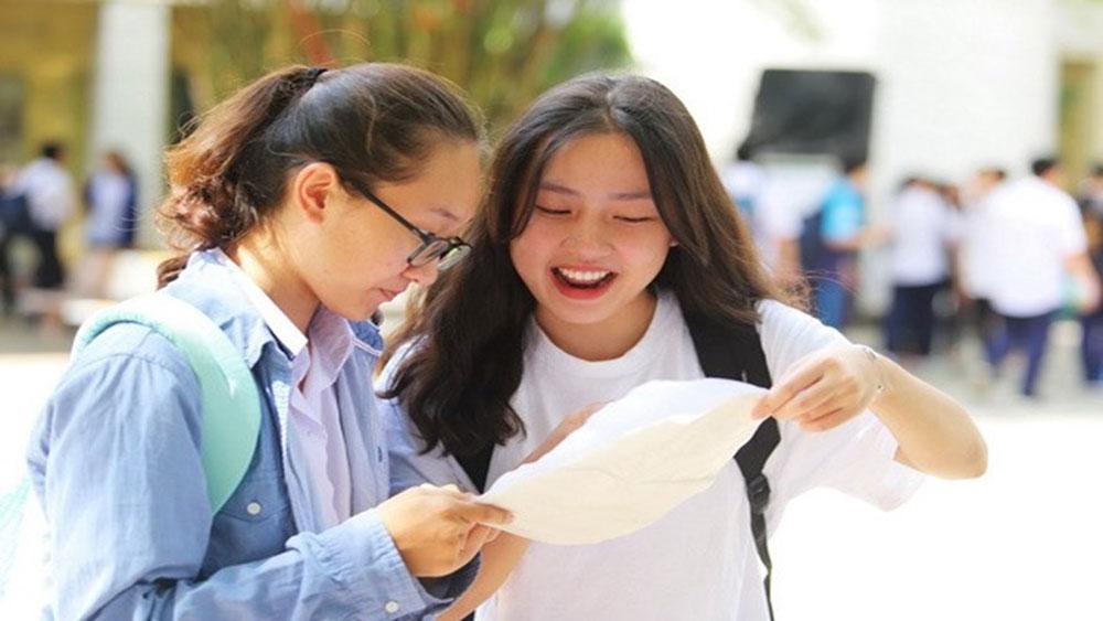 Thời điểm Bộ GDĐT ,công bố đáp án, các môn kỳ thi THPT quốc gia