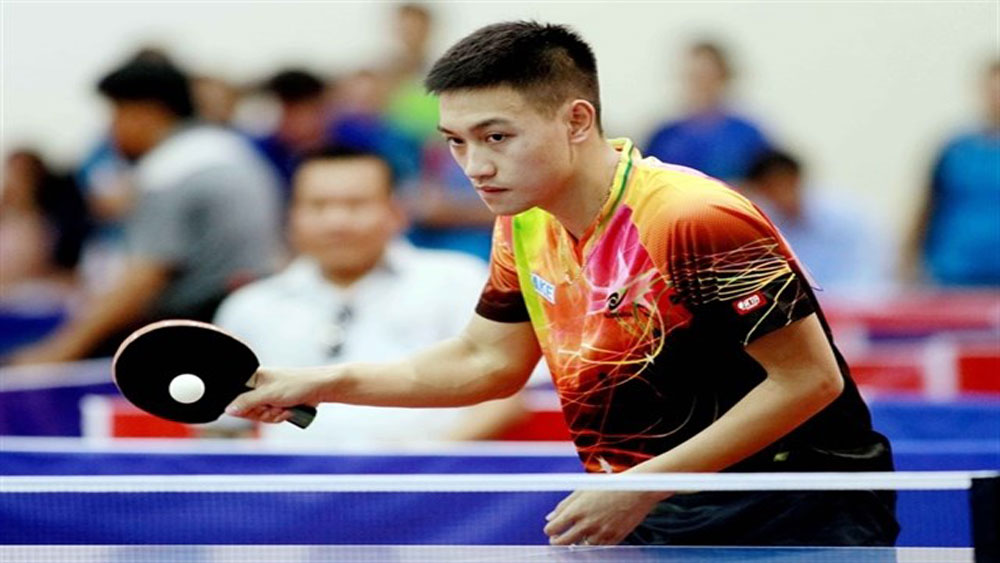 Golden Racket, int'l table tennis event, Ho Chi Minh City, good chance, local players,  International Table Tennis Federation