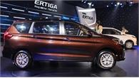 Suzuki Ertiga giá cao nhất 549 triệu - 'phả hơi nóng' lên Mitsubishi Xpander