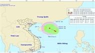 """Xuất hiện vùng áp thấp diễn biến phức tạp """"đe dọa"""" Biển Đông"""