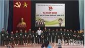 """Lễ xuất quân lớp """"Học kỳ trong quân đội"""" năm 2019"""