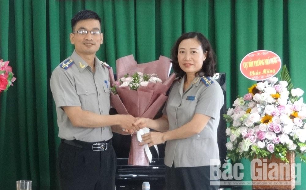 Trần Minh Trọng, Phó Cục trưởng, Cục Thi hành án dân sự tỉnh Bắc Giang