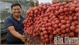 Vải thiều cuối vụ ở Bắc Giang bán giá 78 nghìn đồng/kg