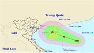 Có khả năng hình thành bão trên biển Đông