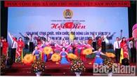 69 tiết mục tham gia hội diễn văn nghệ công nhân, viên chức, lao động