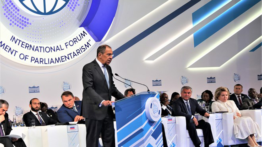 Vietnam attends Moscow forum on parliamentarism development