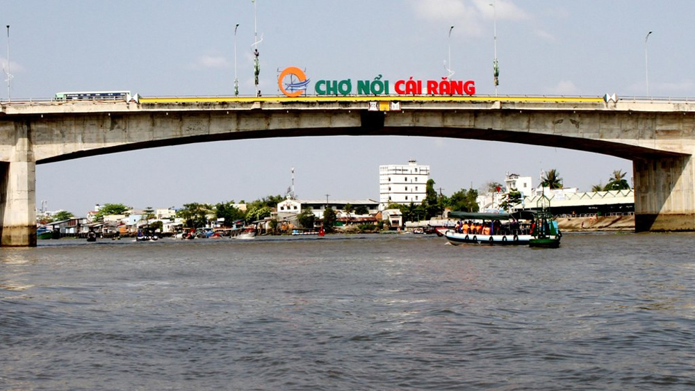 Cai Rang floating market, Mekong Delta, cultural festival, Culture and Tourism Festival, three-day festival, tourism promotion activities