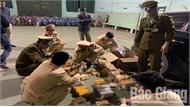 Lực lượng quản lý thị trường Bắc Giang góp phần bảo vệ sản xuất và tiêu dùng