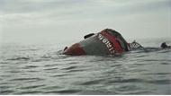 Ninh Thuận: Chìm tàu cá, 5 thuyền viên vẫn đang mất tích