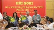 Bổ sung 2 ủy viên BTV Tỉnh ủy và 7 ủy viên Ban Chấp hành Đảng bộ tỉnh Bắc Giang, nhiệm kỳ 2015-2020