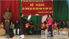 Truyền dạy hát chèo, quan họ cho hạt nhân văn nghệ ở cơ sở