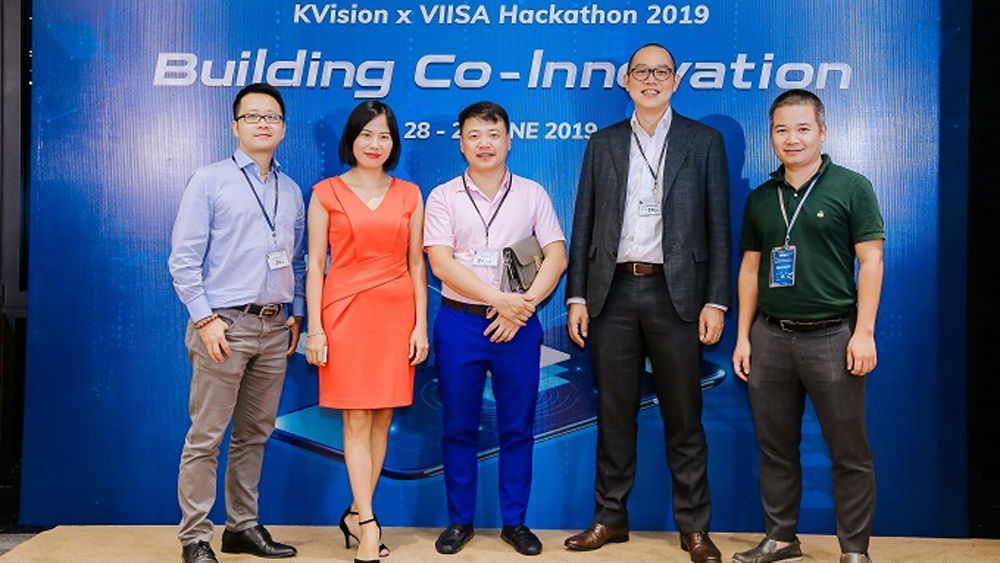 Two startups win KVision innovation awards