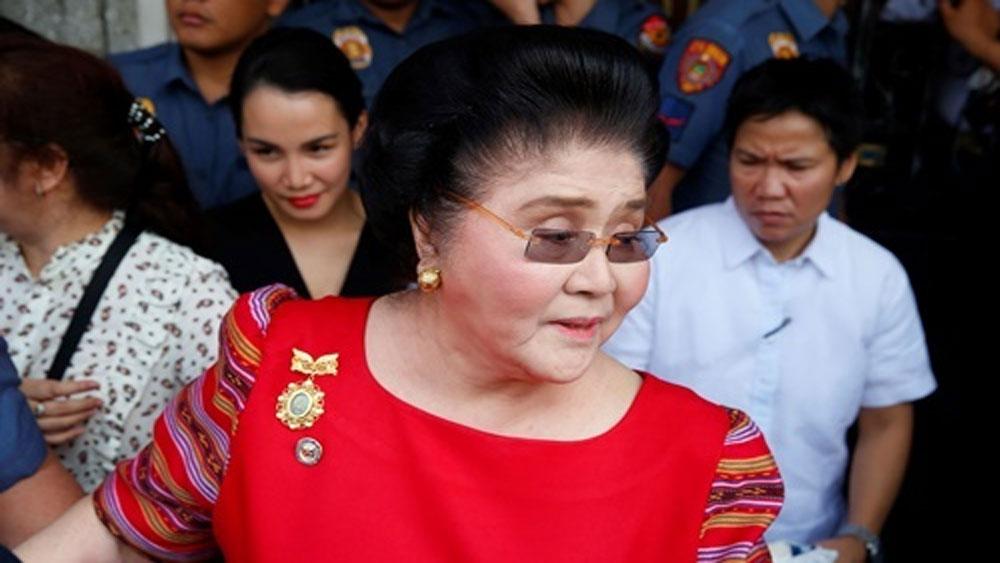 Hơn 200 người ngộ độc thức ăn,  dự sinh nhật, cựu đệ nhất phu nhân Philippines, cựu đệ nhất phu nhân Philippines Imelda Marcos