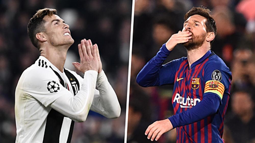 Van Dijk, Messi, Quả Bóng Vàng
