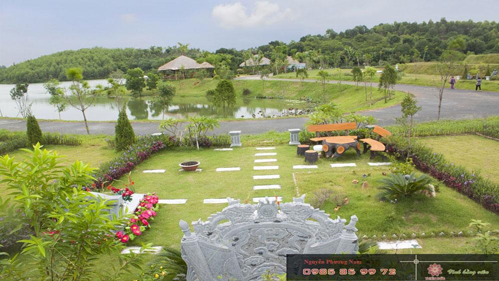 nghĩa trang, TP Bắc Giang, xây dựng nghĩa trang, Bắc Giang, quy hoạch nghĩa trang