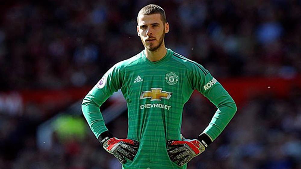 Man Utd, hợp đồng với De Gea, thể thao, giải ngoại hạng