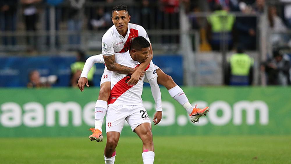 Loại đương kim vô địch, Peru đấu Brazil ở chung kết Copa America